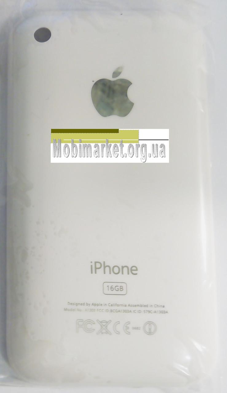 Задня кришка IPHONE 3G 16GB white