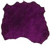 Велюр-шевро Royal лиловый, фото 1