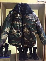 Куртка ЗСУ НАТО для низких температур