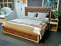 """Кровать """"Егерь с мягким изголовьем"""""""