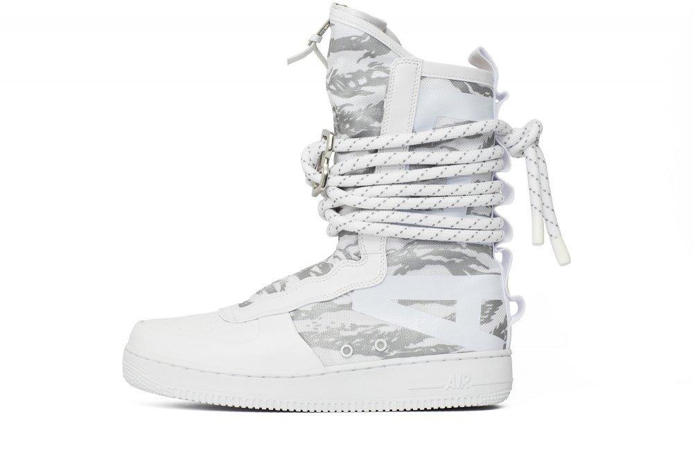b240264fa1aa4e Оригинальные мужские кроссовки Nike SF Air Force 1 Hi Ibex