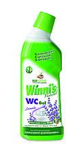 Гипоалергенный гель для унитаза Madel Winni's WC Gel 750ml