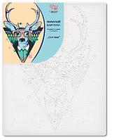 Картина по номерам Cool deer ROSA START N0001364