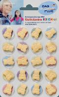 Жевательные мультивитамины для детей от 4 до 7 лет DAS Gesunde PLUS Multivitamine fur Kinder 20 шт.