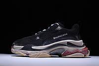 Кроссовки Balenciaga Triple-S Sneaker баленсиага реплика