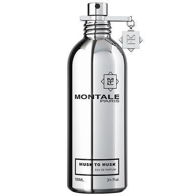 Тестер Montale Musk to Musk (Мускатный мускус),100 мл