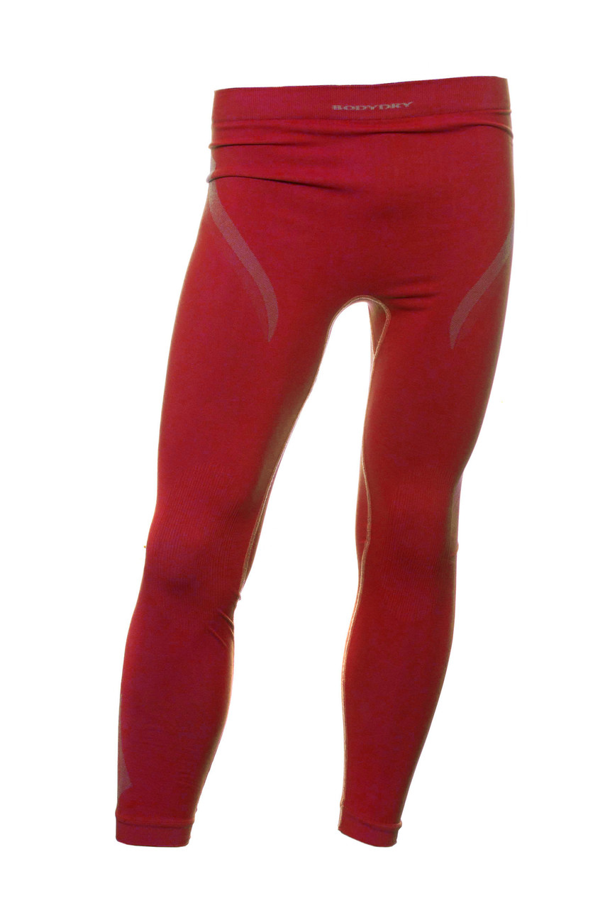 Термоштани Bodydry ladyfit L red