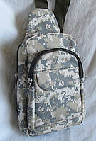 Рюкзак косуха мужская сумка через плечо барсетка 26х19х12см