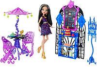 Monster High Scream and Sugar Cafe Playset / Игровой набор Монстр Хай Кафе Крик и Сахар с Клео де Нил