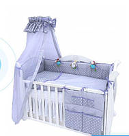 Детская постель Twins Premium P-009 Glamour