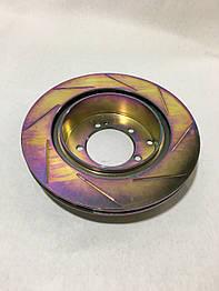 Тормозные диски BREMBO RS122000(mitsubishi LANCER)