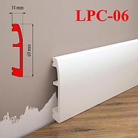 Плинтус из дюрополимера LPC-06 Cezar, 2,0м
