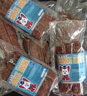 """Лакомство для собак """"Соломка из мяса рыбы"""" 100г"""