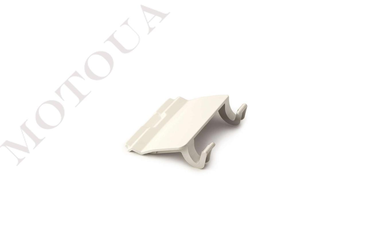 Лючек масляного бака HONDA DIO AF-27/28 задний KOMATCU (черный)