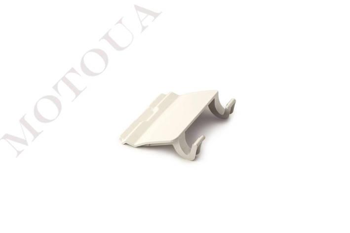 Лючек масляного бака HONDA DIO AF-27/28 задний KOMATCU (черный), фото 2