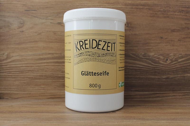 Марсельское мыло для полировки, Glatteseife, 800 g., Kreidezeit