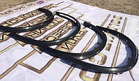 Расширители колесных арок на BMW X5 F15