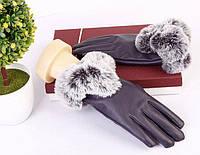 Перчатки женские Fur AL5001