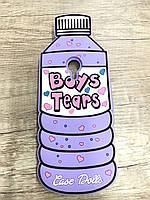 Чехол BOYS TEARS для MEIZU M3 Note, бутылочка Слезы парней #2