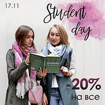 Student Day -20%