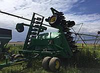 Сеялка JOHN DEERE 1990 год 2014