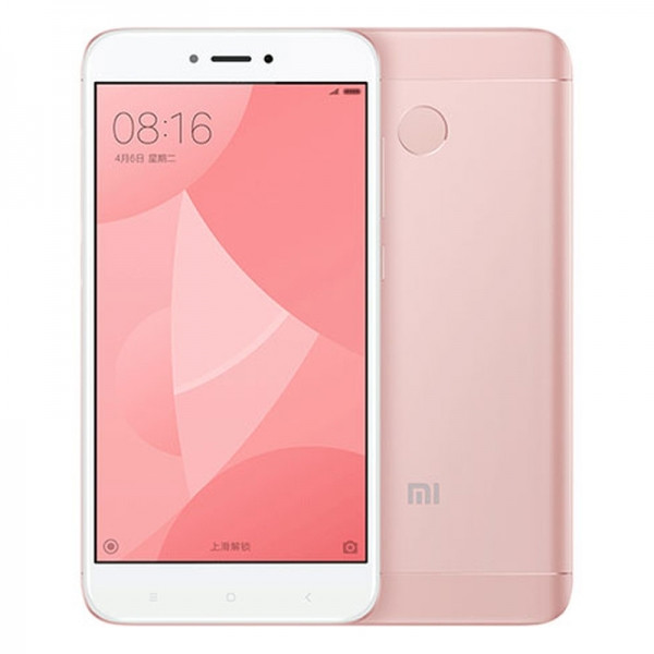 Смартфон Xiaomi Redmi 4x 3/32GB (Pink)