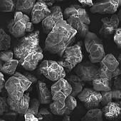 Алмазні порошки низької міцності АС4; АС6