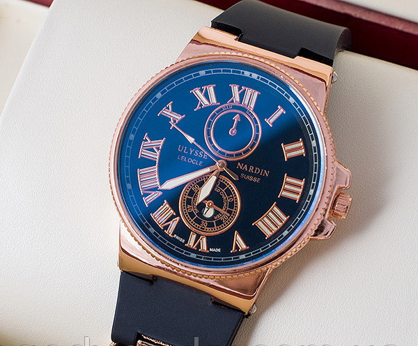 Мужские часы Ulysse Nardin (Улис Нардин) кварцевые ( код: IBW070Y )