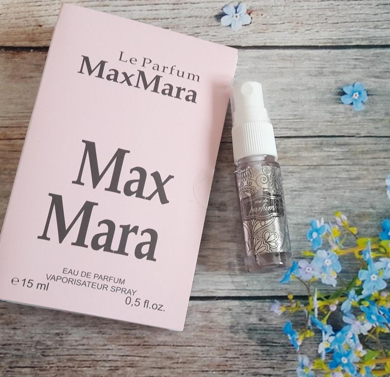 Туалетная вода женская Le Parfum Max Mara - 15 мл