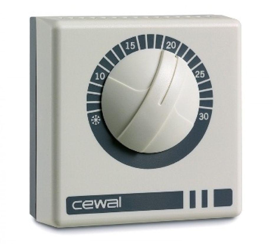 CEWAL RQ01 механический термостат для котла