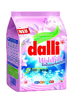 Стиральный порошок для цветных и деликатных тканей Dalli 1,04 кг Германия