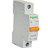 Автоматический выключатель 16А 4,5кА 1 полюс тип C  Домовой ВА63 Schneider Electric