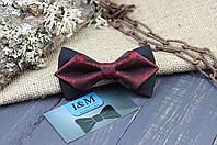 Галстук-бабочка I&M Craft с острыми концами (100105N)