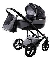 Детская коляска 2 в 1 ТАКО Nocturne 01 grey