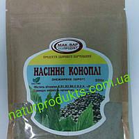 Шрот (клетчатка) семян конопли, 200 г