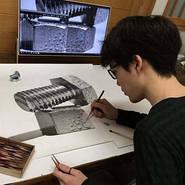 Этот японский художник создает рисунки карандашами, которые выглядят невероятно реалистично