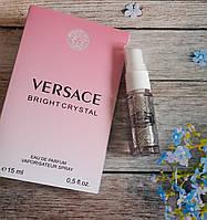 Туалетная вода для женщин Versace Bright Crystal - 15 мл