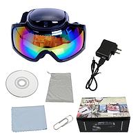 Горнолыжная маска с видеокамерой, экшин камера, спортивная видеокамера, маска для сноуборда с видеокамерой