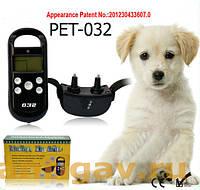 Электро ошейник для собак влагостойкий на аккумуляторах