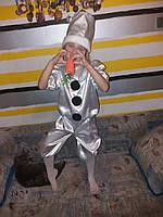 Карнавальный костюм Снеговик | Костюм на Новый год Снеговика