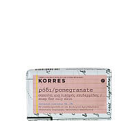 Korres мыло для жирной кожи лица с гранатом