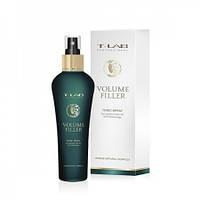 T-LAB Professional Спрей-тоник для обьема тонких волос Volume Filler Tonic