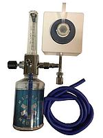 Y-002 Увлажнитель кислорода с расходомером и настенным газовым клапаном