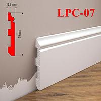 Дюрополимерный плинтус LPC-07 Cezar, 2,0м