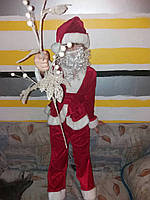 Детский новогодний костюм Гномика | Детский костюм Деда Мороза