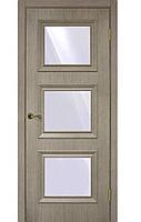 Дверное полотно Флоренция со стеклом Омис Модель №4
