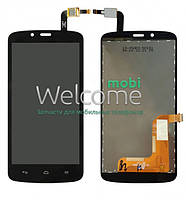 Дисплей Huawei 3C Lite U19 with touchscreen black orig