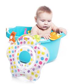 Аксессуары для купания детей