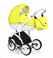 Детская универсальная  коляска  2 в 1 Roan Soft Sunny Lime