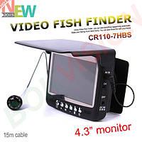 Підводна відеокамера для риболовлі CR110-7H